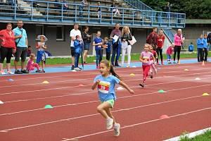 Děti se utkají na Čokoládové tretře v Břeclavi