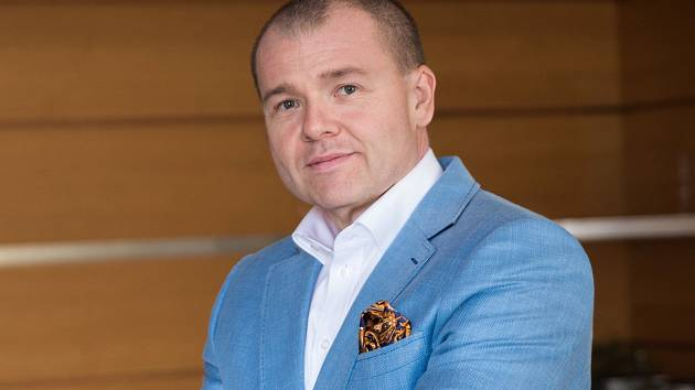 Gumotex vede od prvního května letošního roku František Řezáč