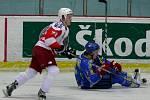 Opava porazila torzo břeclavského týmu v posledním domácím utkání sezóny 5:1.