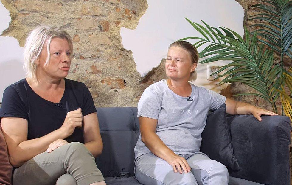 Majitelky World of Chilli Alena Doležalová (vlevo) a Hana Polanská.