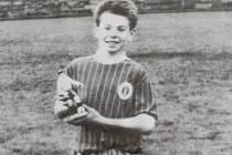 Ve třinácti letech zamířil Vladimír Malár z Hrušek do Hodonína, což byl důležitý krok v jeho kariéře.