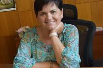 Velkobílovická starostka Lenka Grofová
