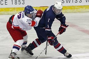 Američané smetli český tým.