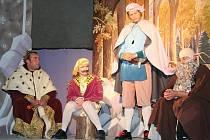 Barokní divadlo ve Valticích - ilustrační fotografie.
