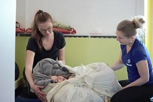 Honza Chmelík s dětskou mozkovou obrnou