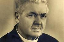 Spisovatel a farář Josef Blažek Pavlovický.