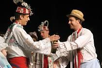 Kulturní dům Delta v Břeclavi patřil v sobotu folklornímu programu Putování po Bvankoku.