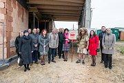 Začala stavba nového muzea týkající se pobytu Římanů na území Moravy