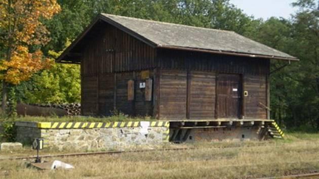 Budova v Moravském Krumlově