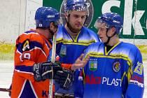 Předposlední jižanské hokejové derby vyhráli na ledě Lvů hodonínští Drtiči.
