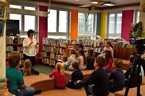 Podzimní prázdniny si děti užijí v knihovně