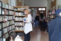 Knihovna Břeclav pořádá burzu knih