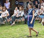 Národopisná slavnost zaplnila v sobotu odpoledne Lanžhot.