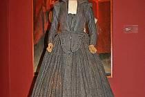 šaty na mikulovské zámku