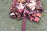 Podzimní tvoření je zábavné a z přírodního materiálu se dá vytvořit téměř cokoliv. FOTO: Archiv školy