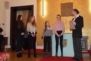 Úspěšní hustopečtí sportovci loňského roku byli oceněni.