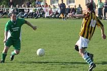 Bořetice a Bzenec předváděly zajímavý fotbal.