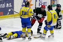 Kanaďané s Břeclaváky prohráli v basketbalu i v hokeji.