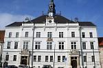 Valtická radnice. Ilustrační foto