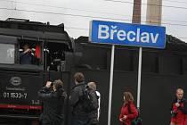 Den železnice v Břeclavi navštívily tisíce lidí.