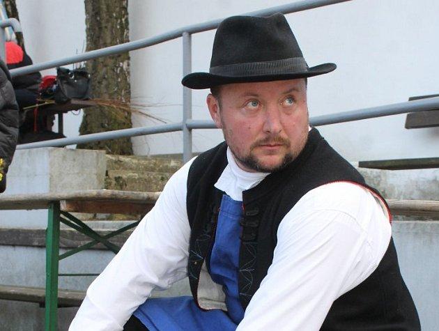 Jiří Stávek z Němčiček.