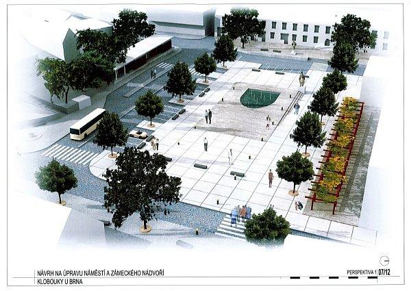 3448aae5219 Klobouky mění náměstí. Začínají autobusovým nádražím - Deník.cz