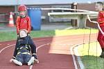 Malí hasiči soutěžili ve výdrži