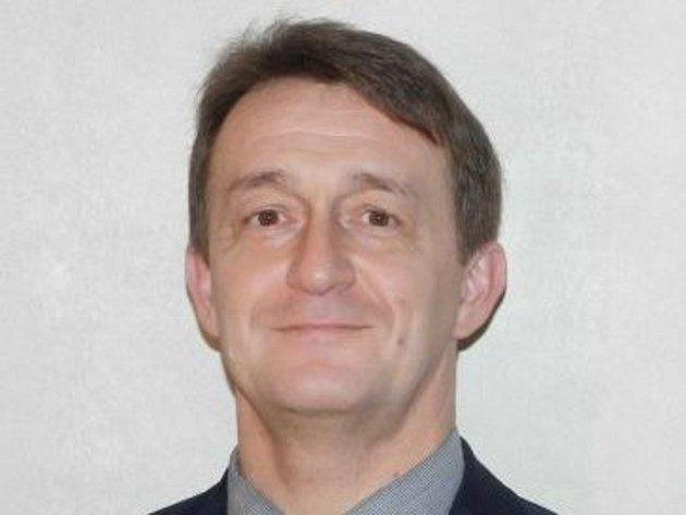Starosta města Lanžhot Ladislav Straka.