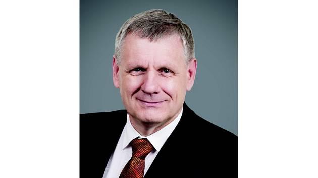 Místostarosta Břeclavi Jaroslav Válka (ČSSD).