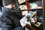 V Lednici funguje první knihobudka.