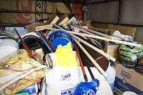 Sbírku potřebných věcí na podporu zatopených lidí v jižních Čechách zorganizoval Obecní úřad v Moravském Žižkově. Obyvatelé obce za dva dny přinesli na úřad obrovské množství věcí.