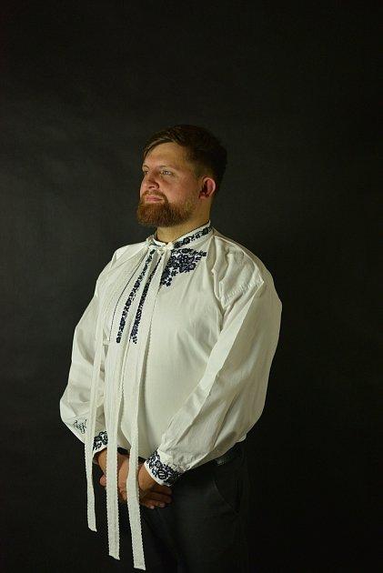 Hudebník Tomáš Koláček