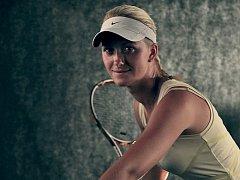 Tenistka Linda Dubská.