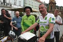Cyklisté měli na Zelených stezkách Greenways zastávky i na Břeclavsku.