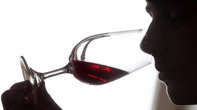 Odborník poví o červených vínech, ochutnají Frankovku