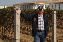 Čeněk Osička z Velkých Bílovic pomáhá zakládat vinice v jihovýchodní Asii.