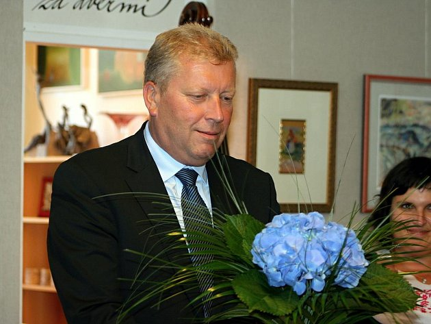 Ministr kultury Jiří Besser. ... ae9d2d52ab