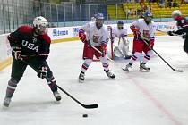 Čeští mladíci v semifinále nestačili na výběr Spojených států.