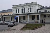 Správa železnic otevřela zrekonstruovanou budovu břeclavského nádraží