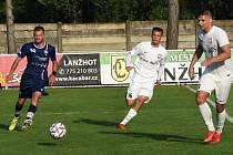 Fotbalisté Lanžhota prohráli v přátelském duelu s druholigovou Líšní 0:1.