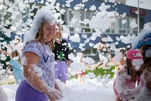 Festival ve městě  byl letní novinkou kulturního kalendáře v Břeclavi.