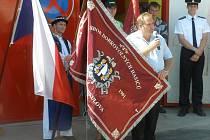 Jednotka sboru dobrovolných hasičů Sedlec oslavila 110. výročí od svého založení.