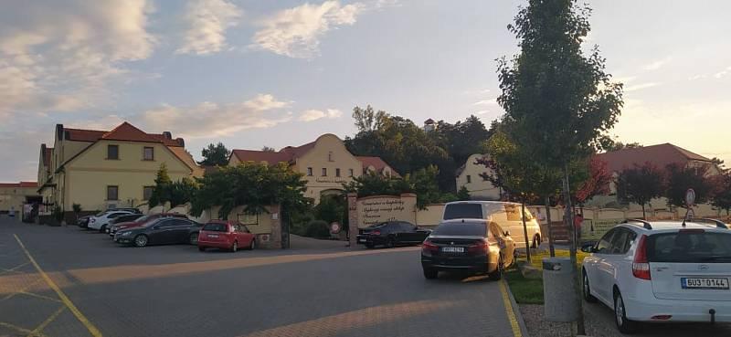 Z vycházky k rozhledně Dalibor u Zaječí.
