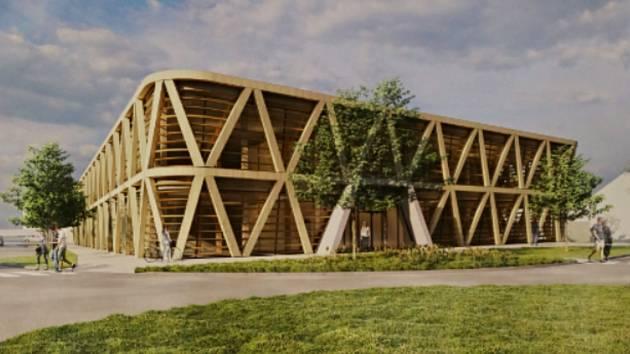 Vítězný návrh brněnského architektonického ateliéru P.P. Architects.