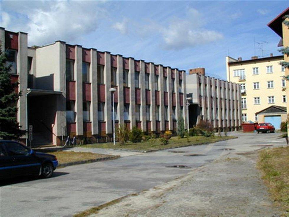 Kancelářské prostory ve Veselí nad Moravou