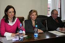 Břeclavský soud ve čtvrtek znovu projednával žalobu argentinské princezny o navrácení rodového majetku zabaveného státem jejímu otci po druhé světové válce.
