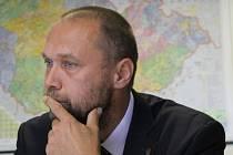 Vrchní rada Národní protidrogové centrály Jakub Frydrych.