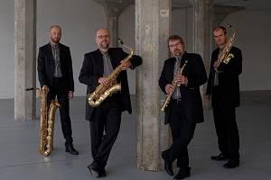 Mikulovskou galerii rozezní saxofony