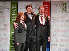 Mladý fyzik David Kamenský vyhrál společně se třemi středoškoláky evropskou vědeckou olympiádu.