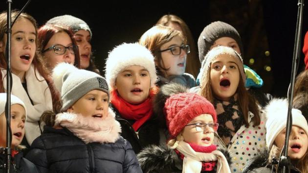 V Pavlovicích si zazpívají koledy děti s důchodci